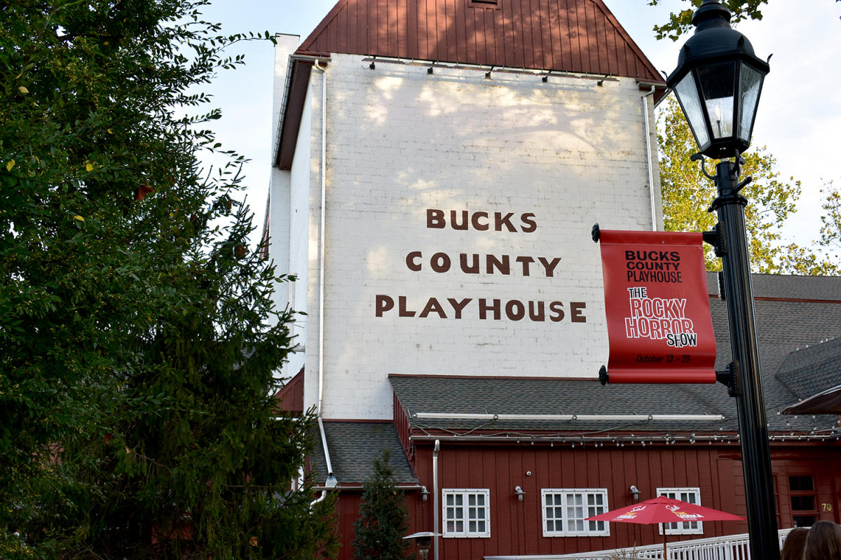 Rocky Horror Show at Bucks County Playhouse
