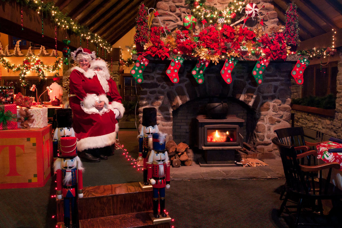 Holiday Events in the Pocono Mountains