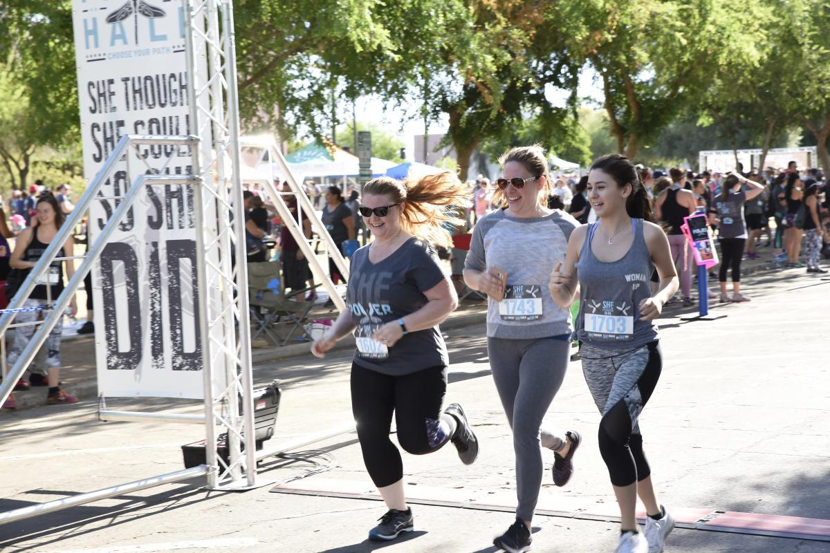 SHE Power Half Marathon & 5k