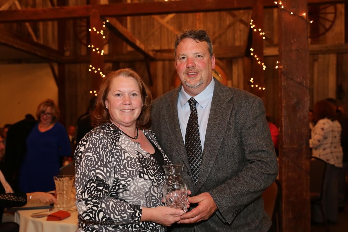 Denise and Charles Gehringer, Tourism Pathfinder of the Year 2017