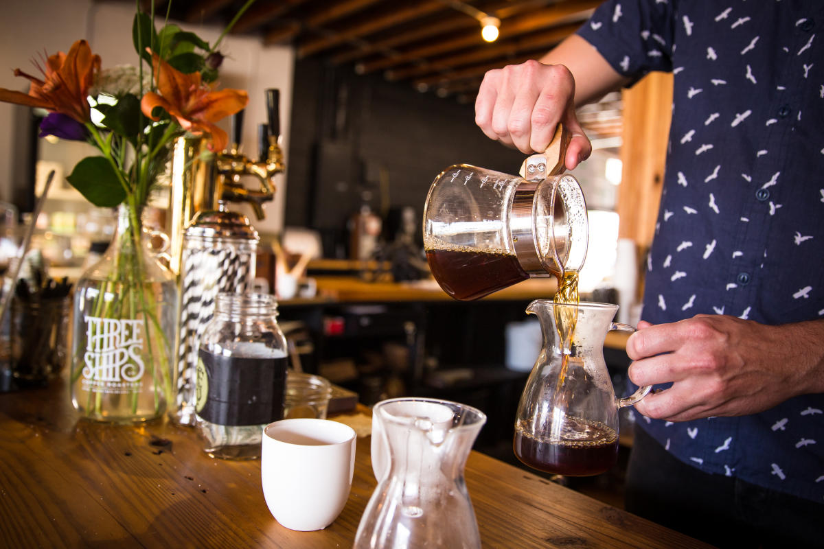 Three Ships Coffee Roasters