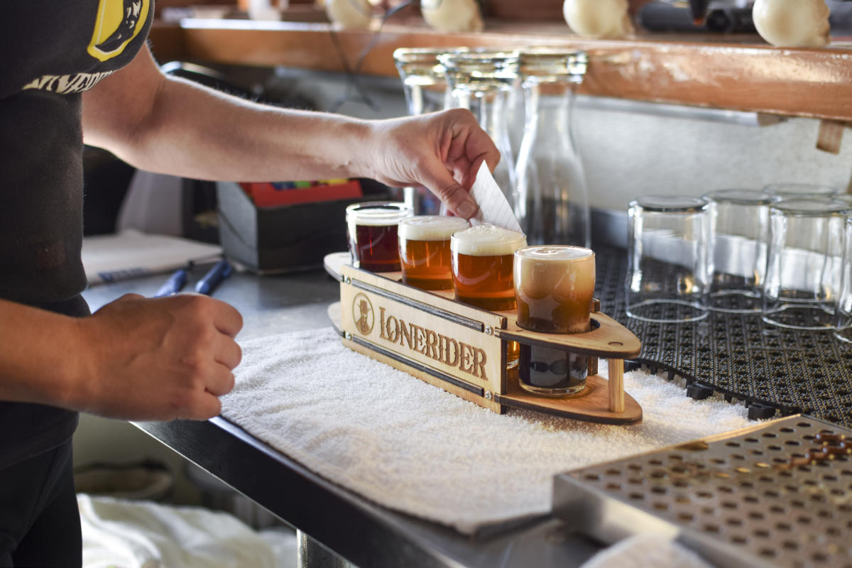 Lonerider Brewing Co