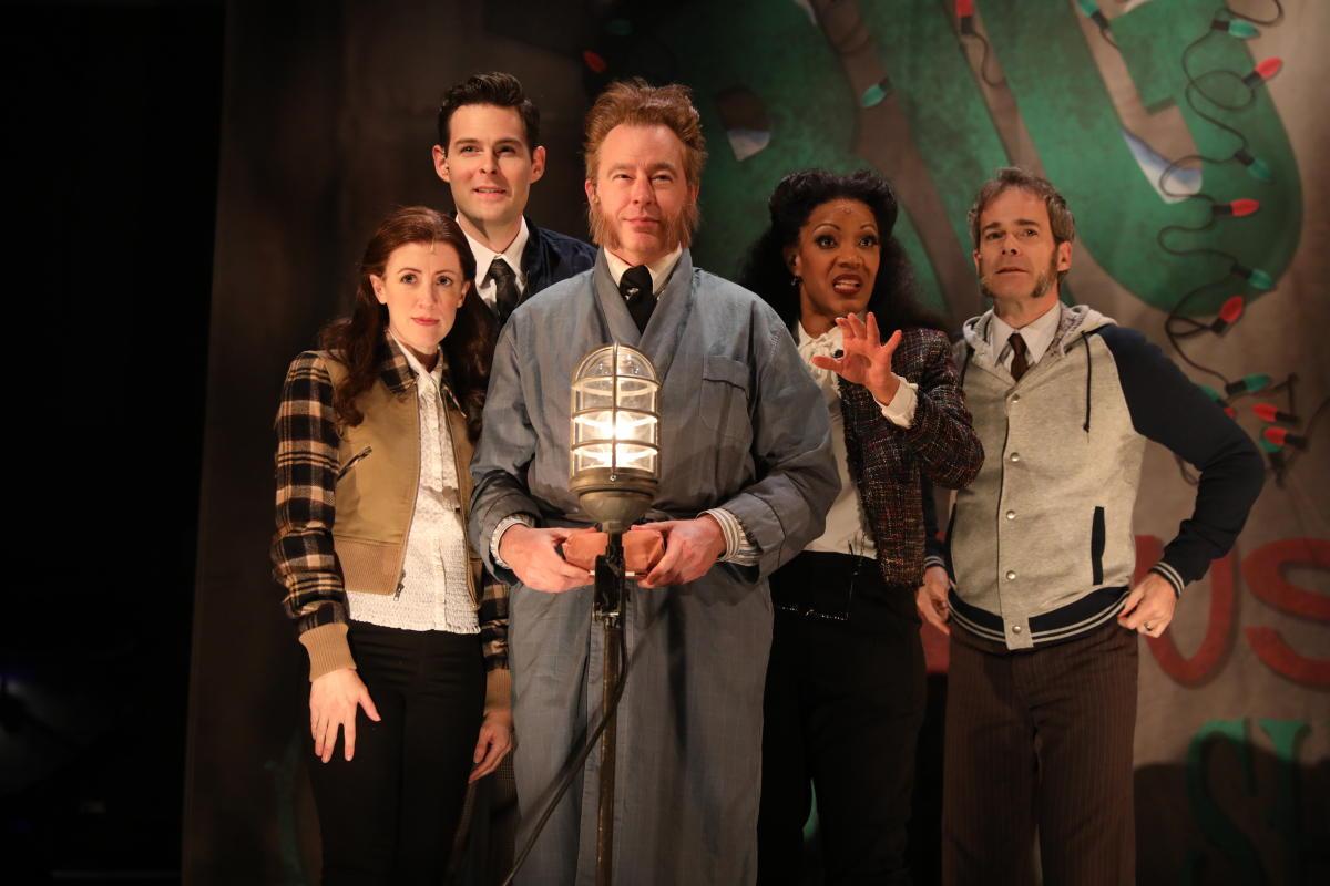 Ebenezer Scrooge Playhouse