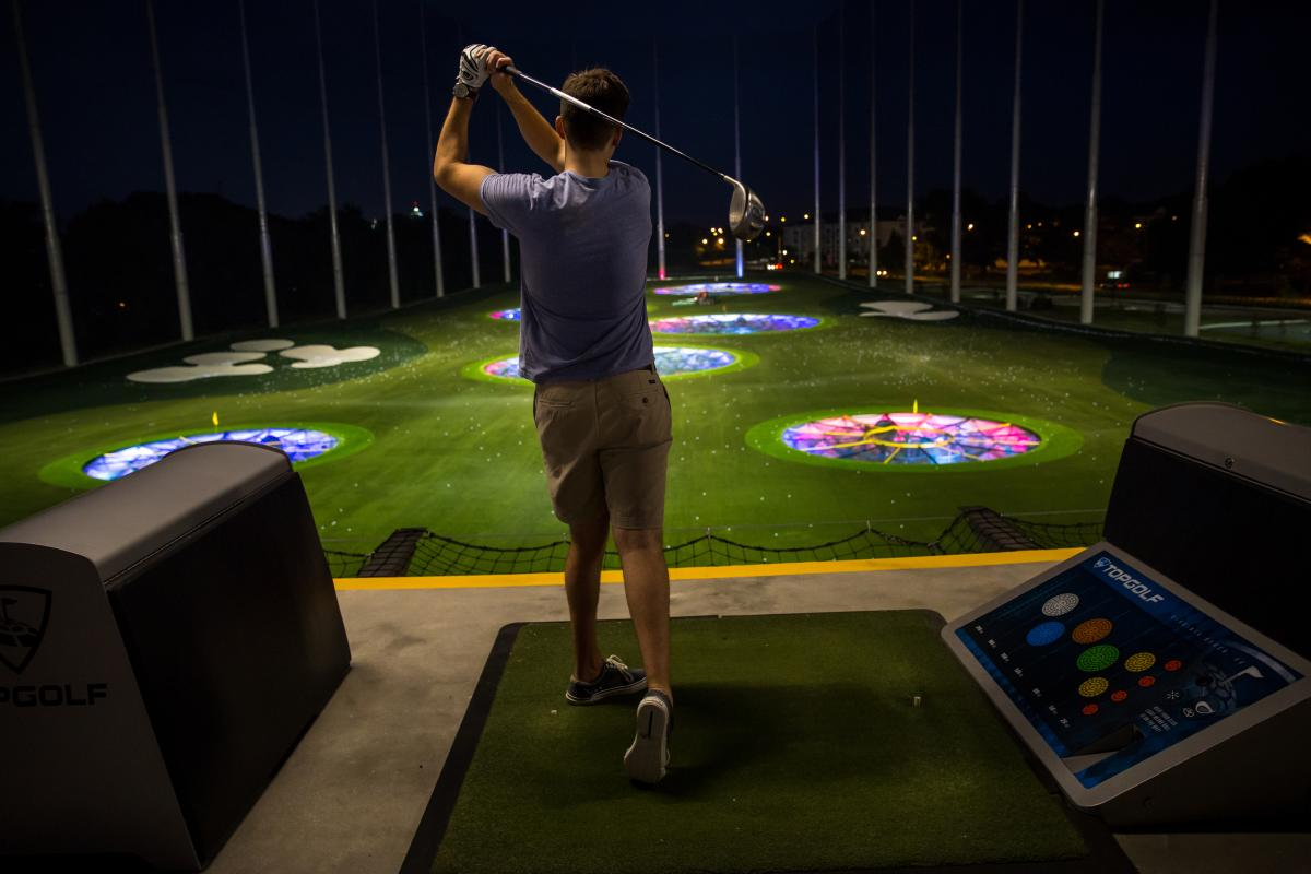 Top Golf- Activities & Attractions
