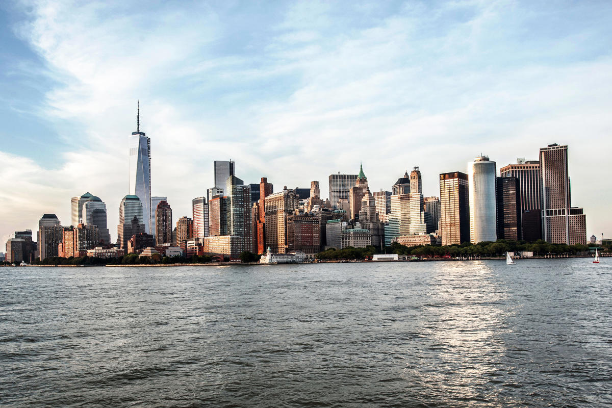 Skyline, Lower Manhattan