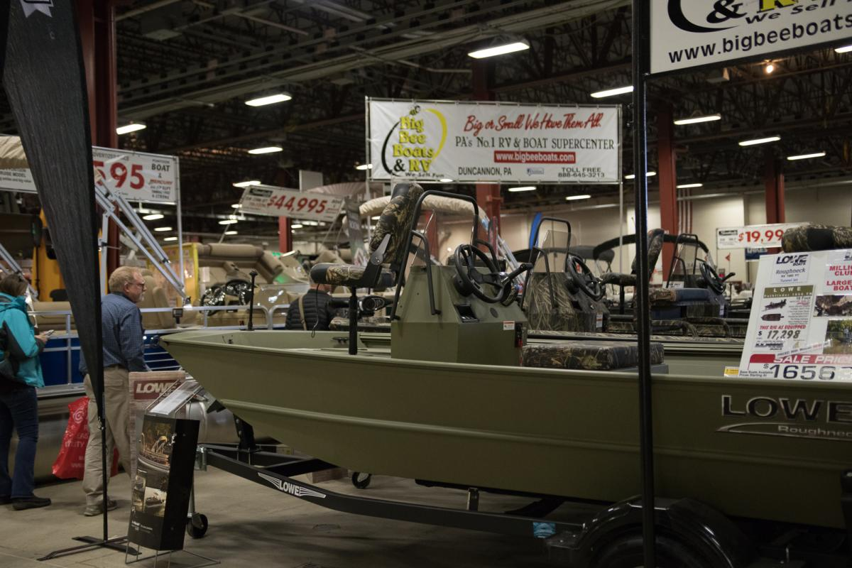 2018 Great American Outdoor Show - Boats