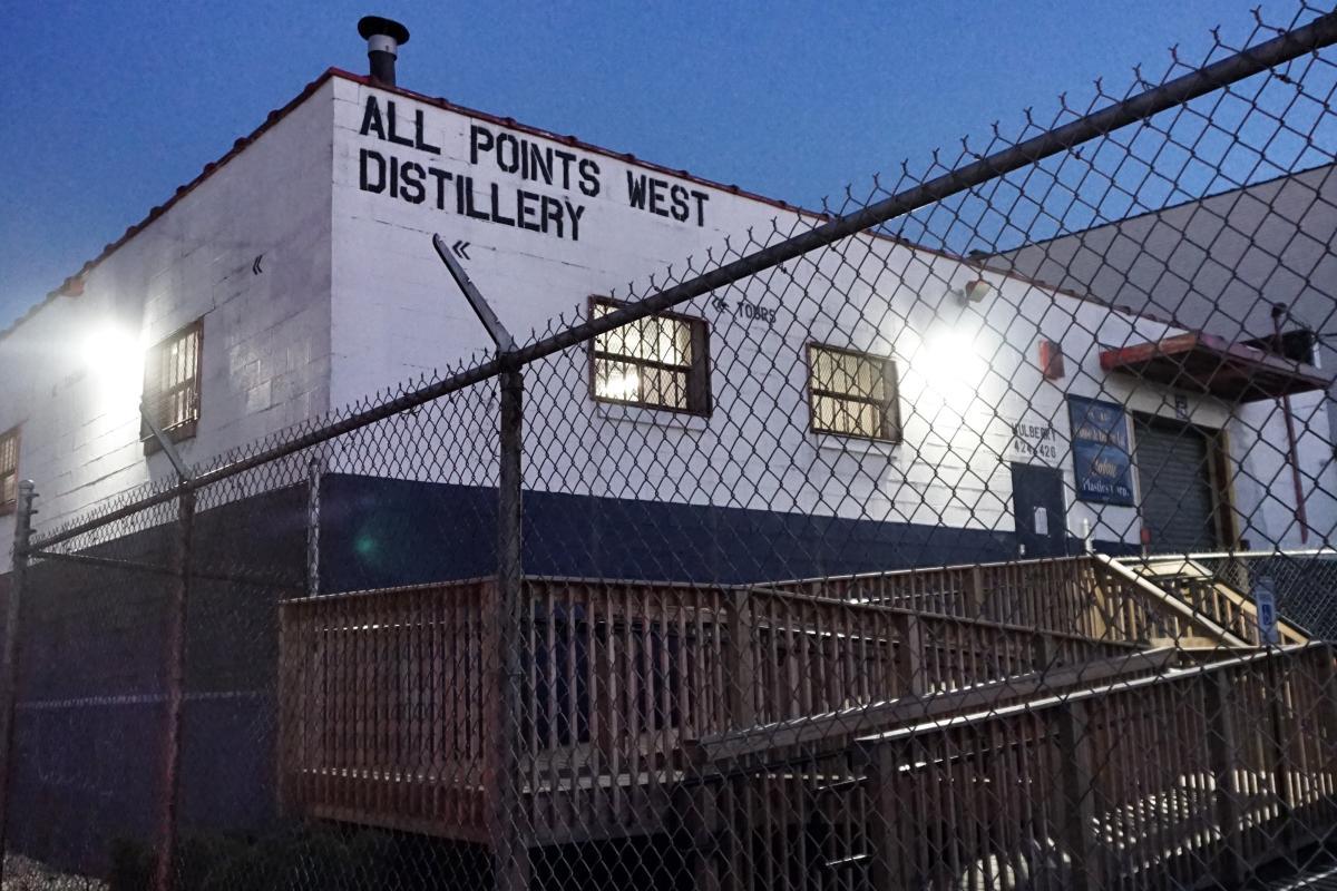 Newark Distillery