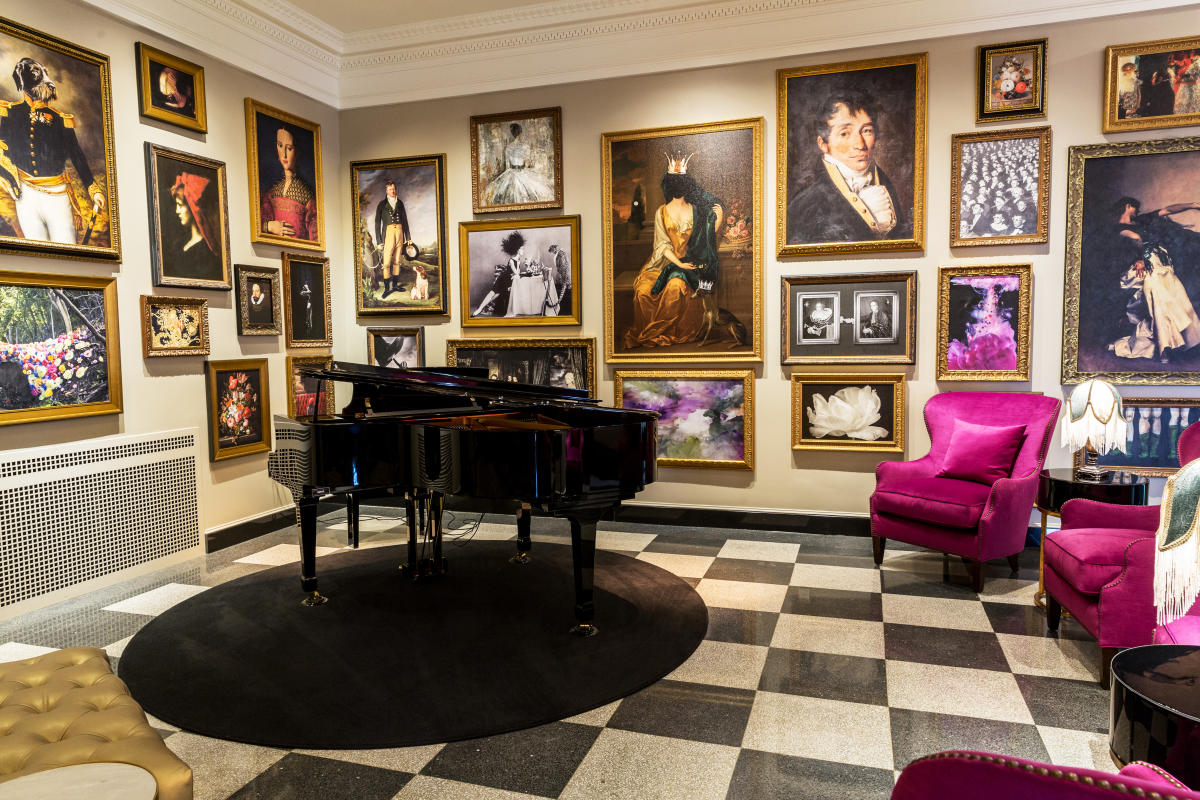 The Raleigh Room