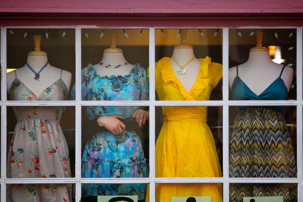 Downtown Frederick Dress Shop