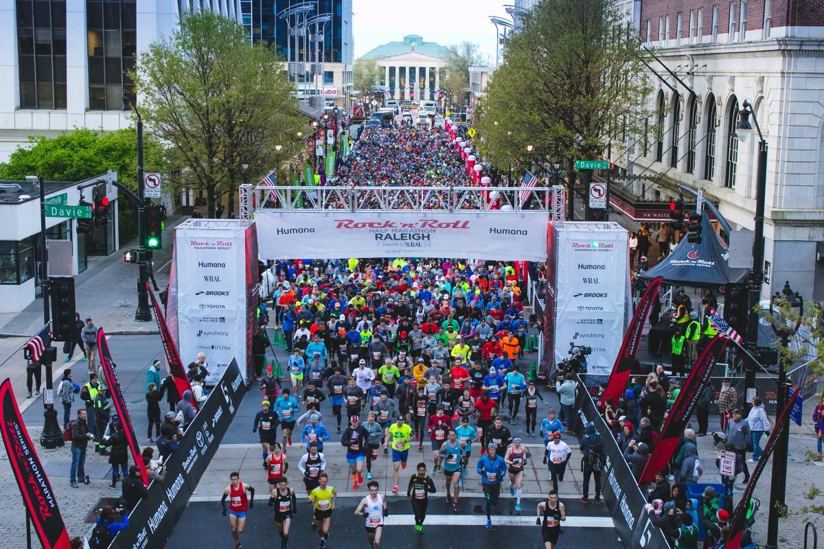 2018 Rock 'n' Roll Half-Marathon (credit: Garrett Poulos)