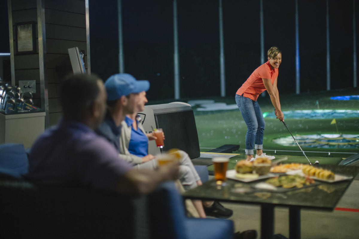 TopGolf Virginia Beach