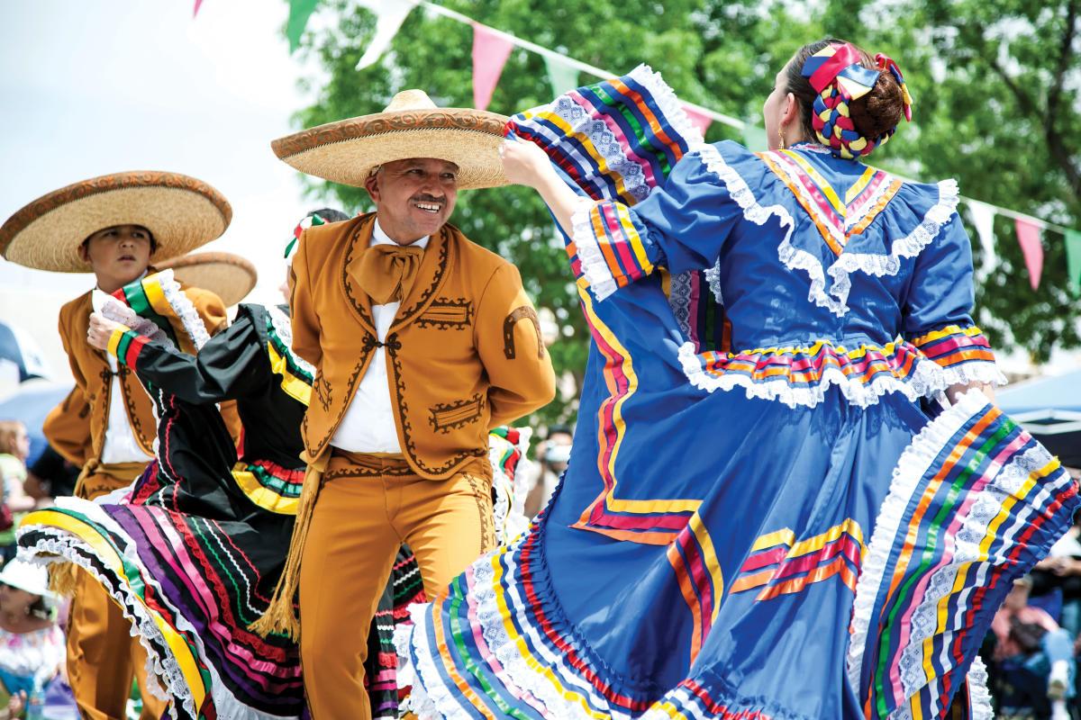 Cinco de Mayo in Mesilla