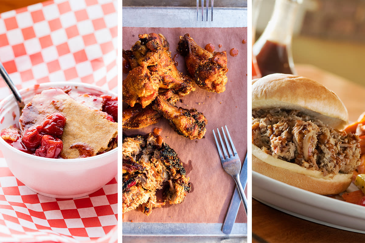 3 BBQ restaurants in Raleigh
