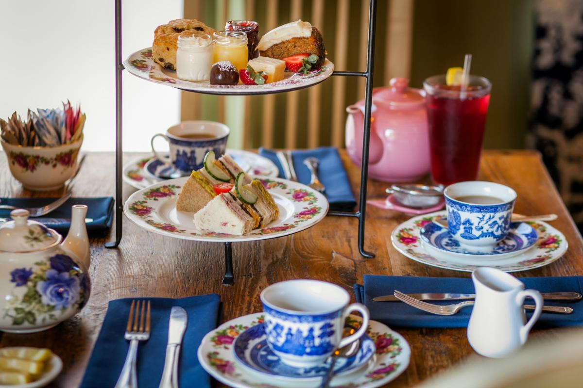 A Taste of Britain Afternoon Tea