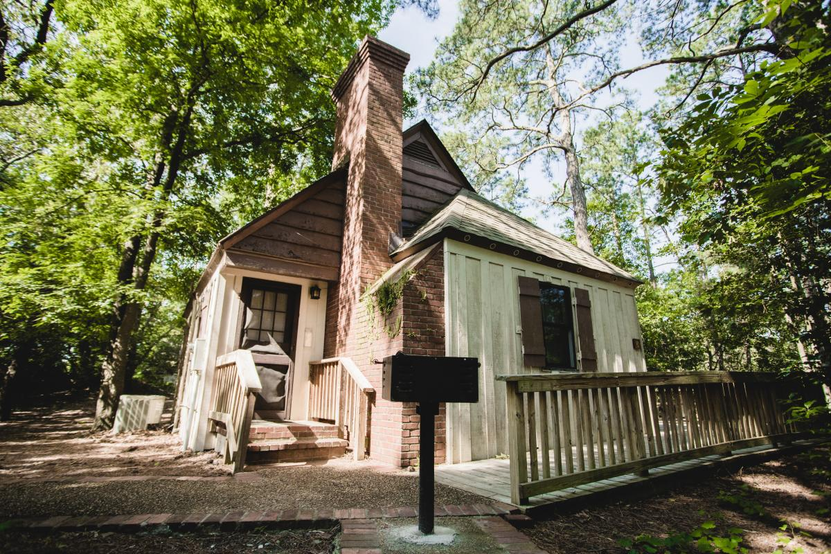 First Landing State Park Cabins