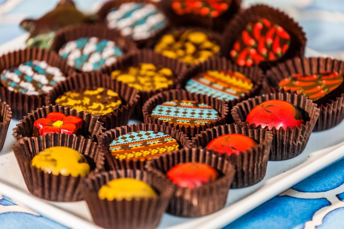 Cacao Chocolates