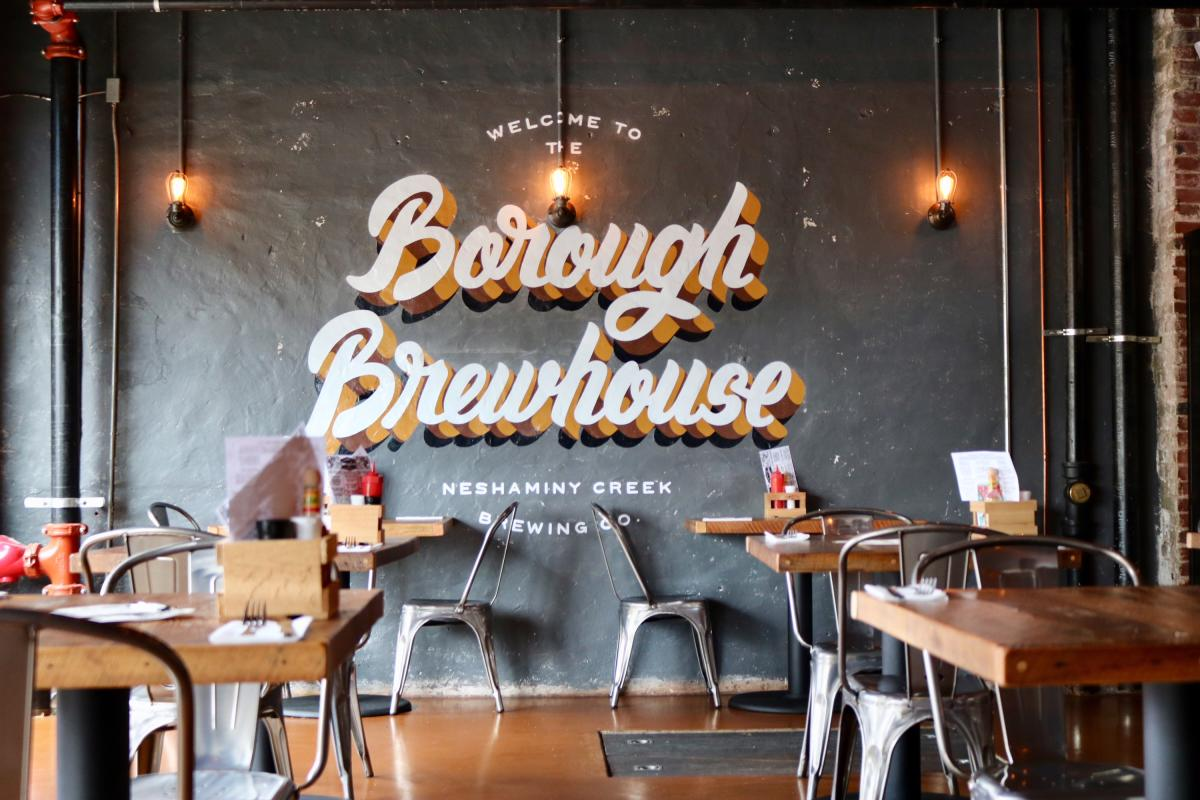 Borough Brewhouse - Jessica Lawlor
