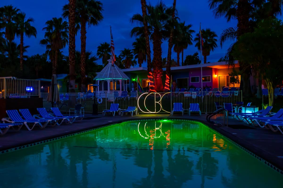 CCBC Men's Resort