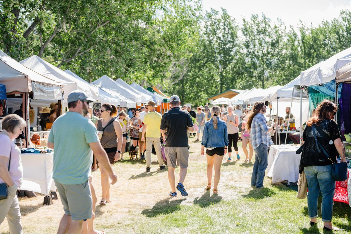 The Finest Farmers' Markets Around Salt Lake