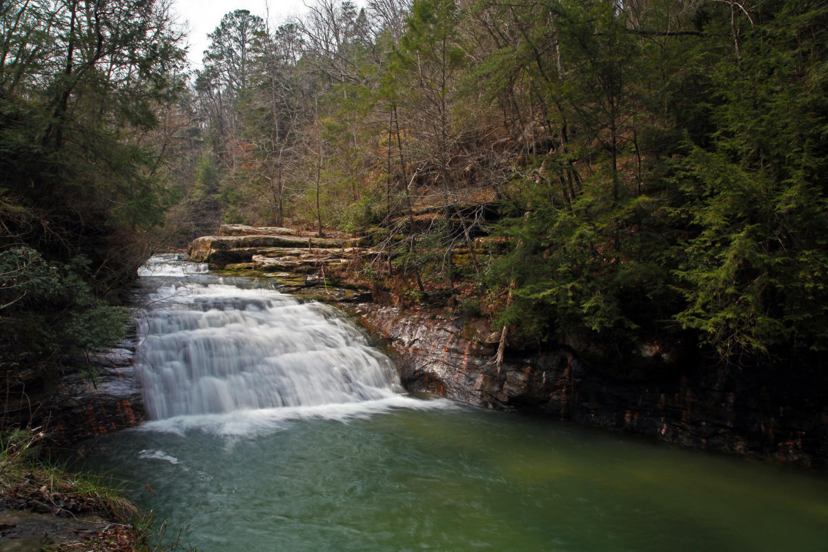 Kinlock Falls - Bankhead National Forest