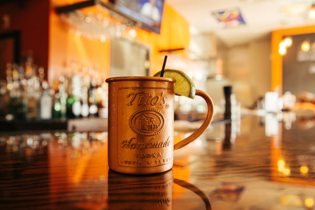 Stoley's - Moscow Mule 2