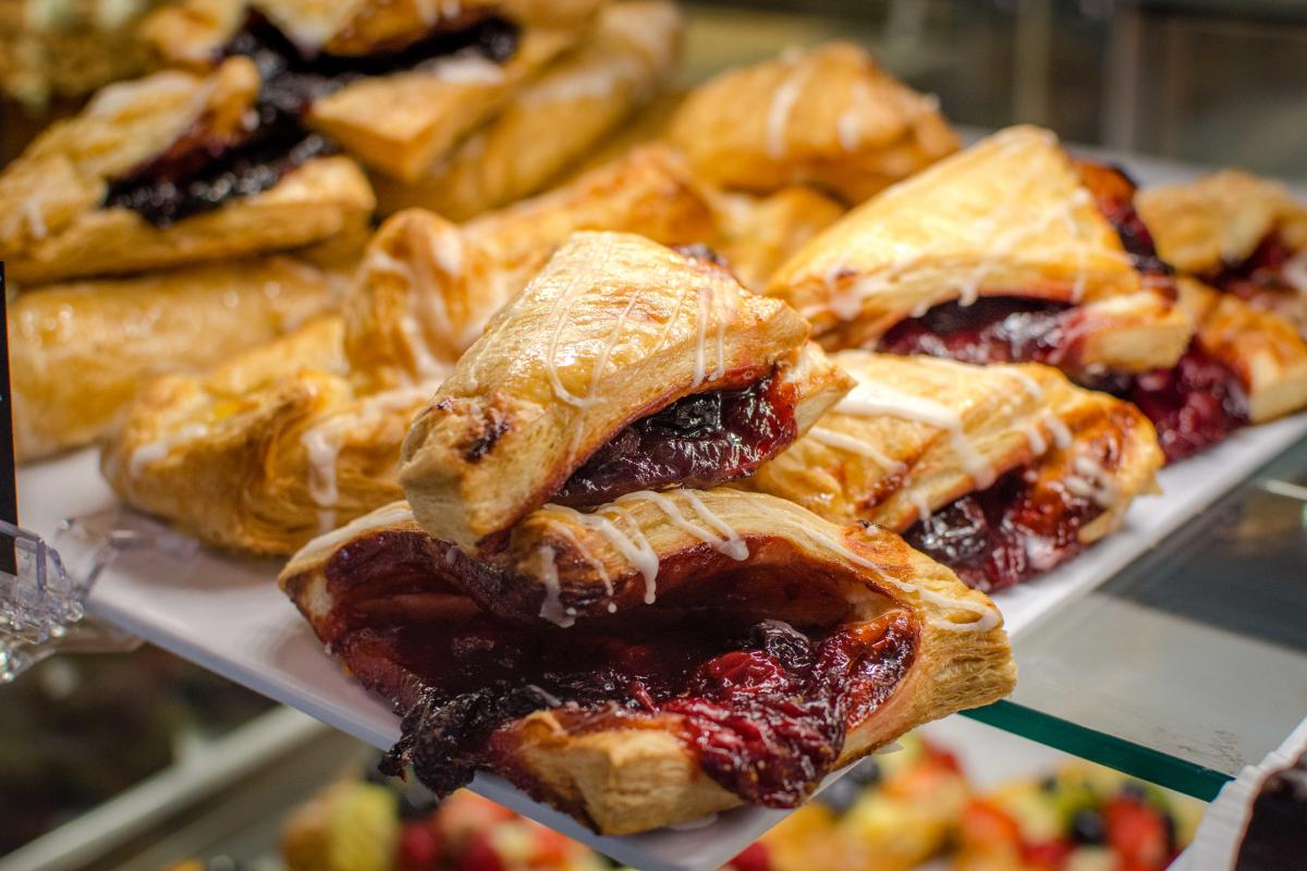 Zuhause Pastries
