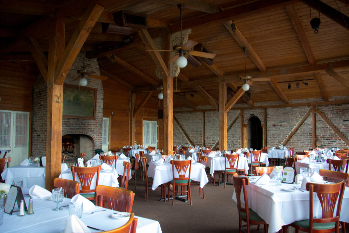 Cafe vermilionville Interior