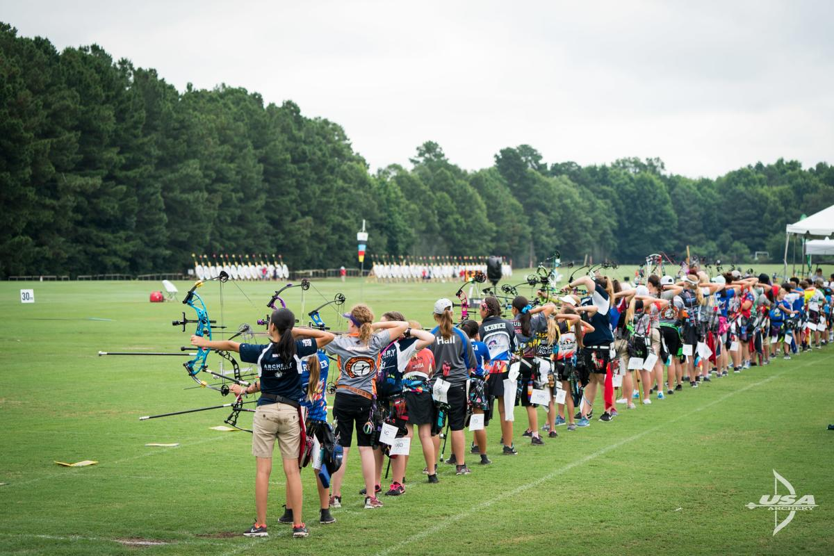 USA Archery 2018 JOAD National Target Championships