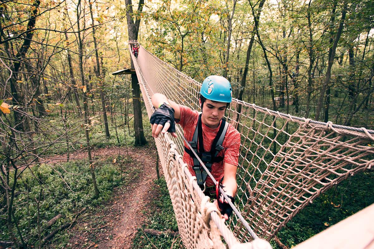 Koteewi Aerial Treetop Trail