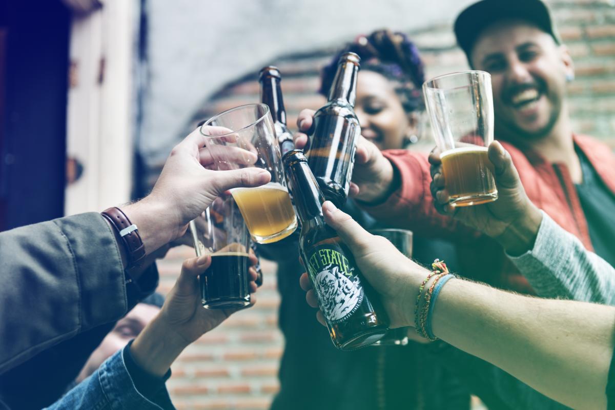 Newark Happy Hour