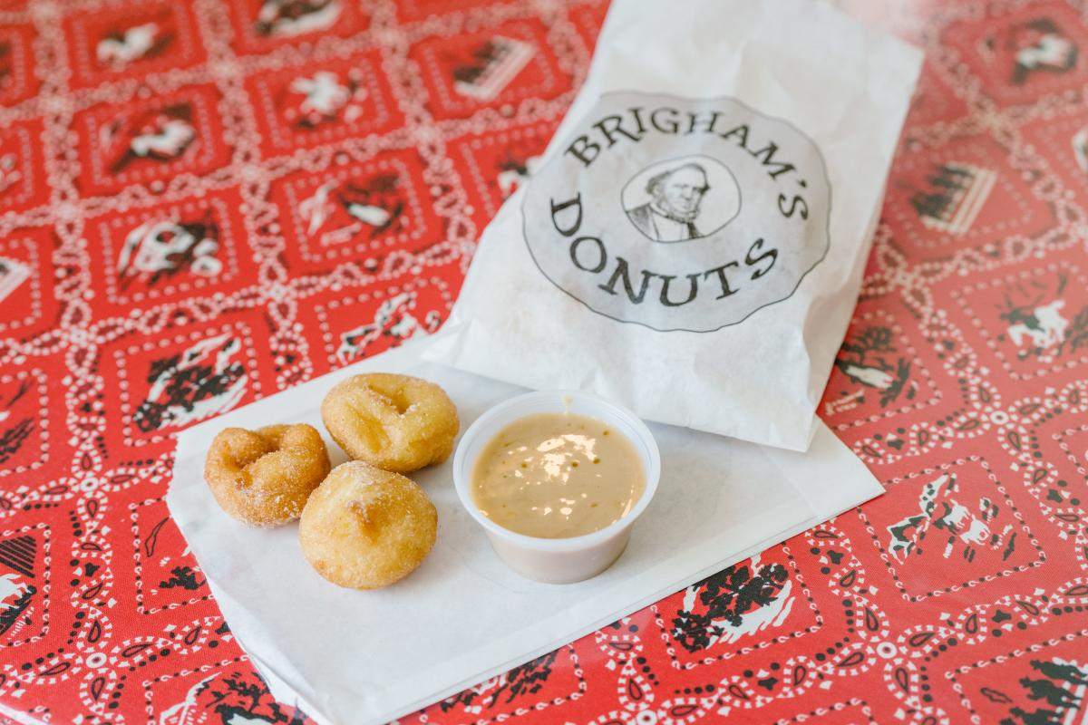 Brigham's Donuts