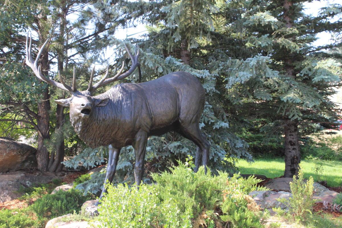 Statue Samson