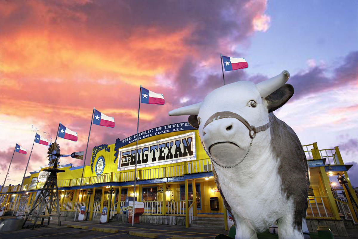 Big Texan Exterior