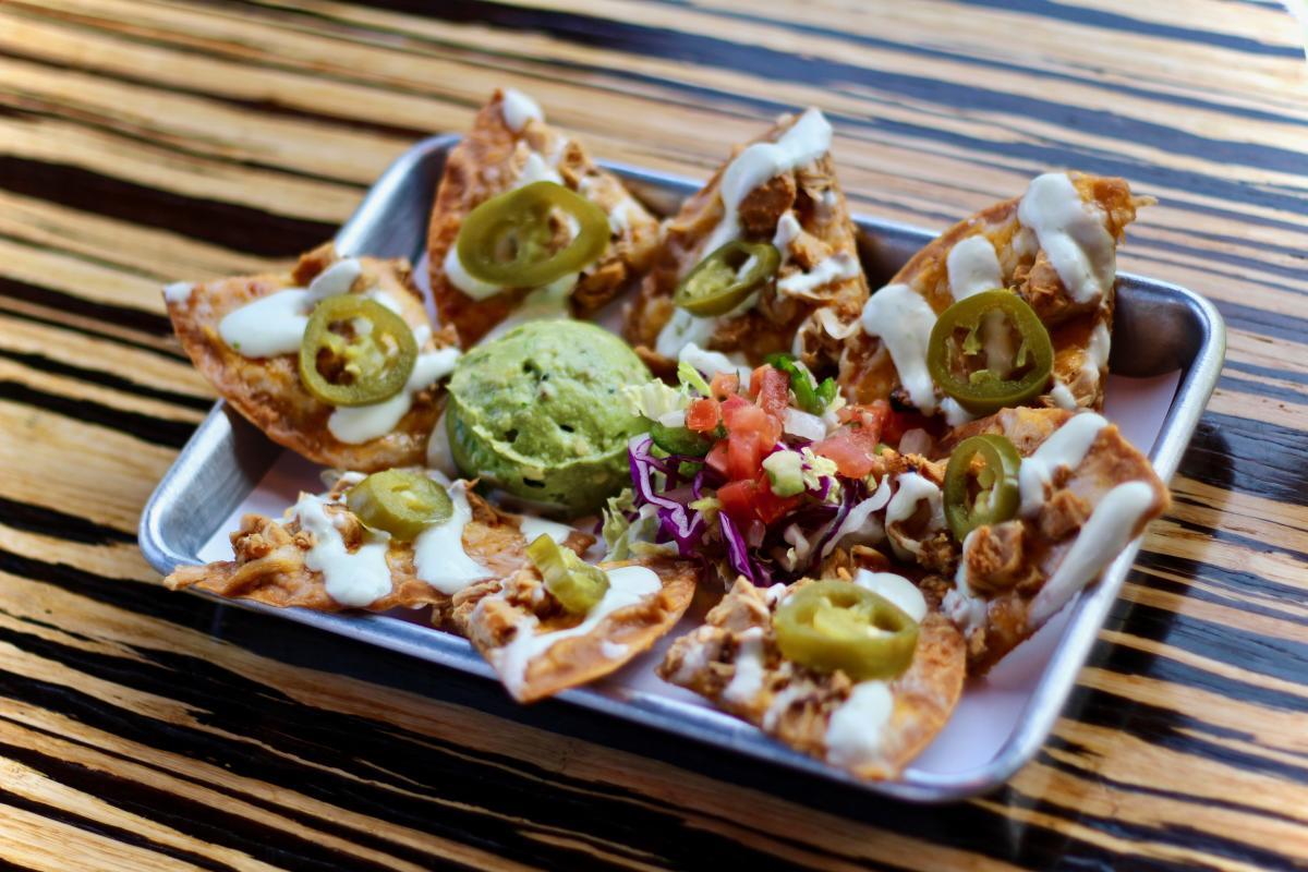 Vato's Tacos Nachos