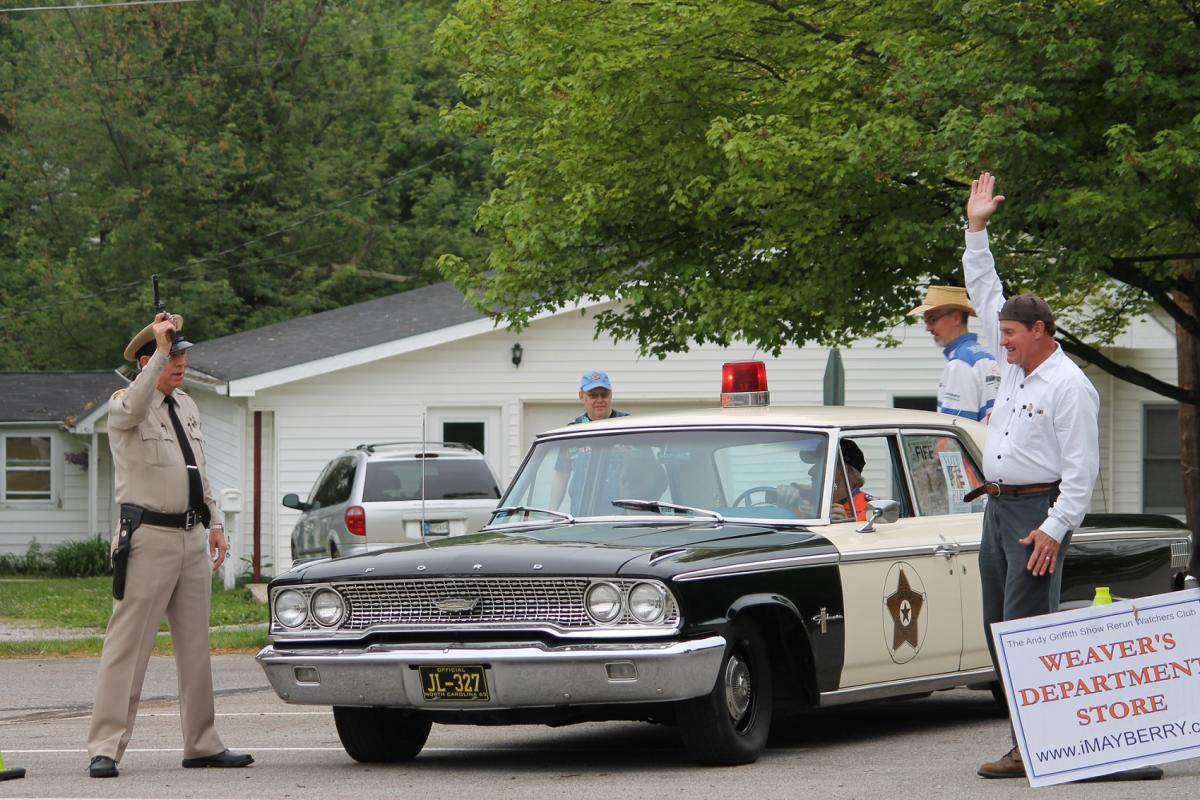 Mayberry Squad Car Nationals 2
