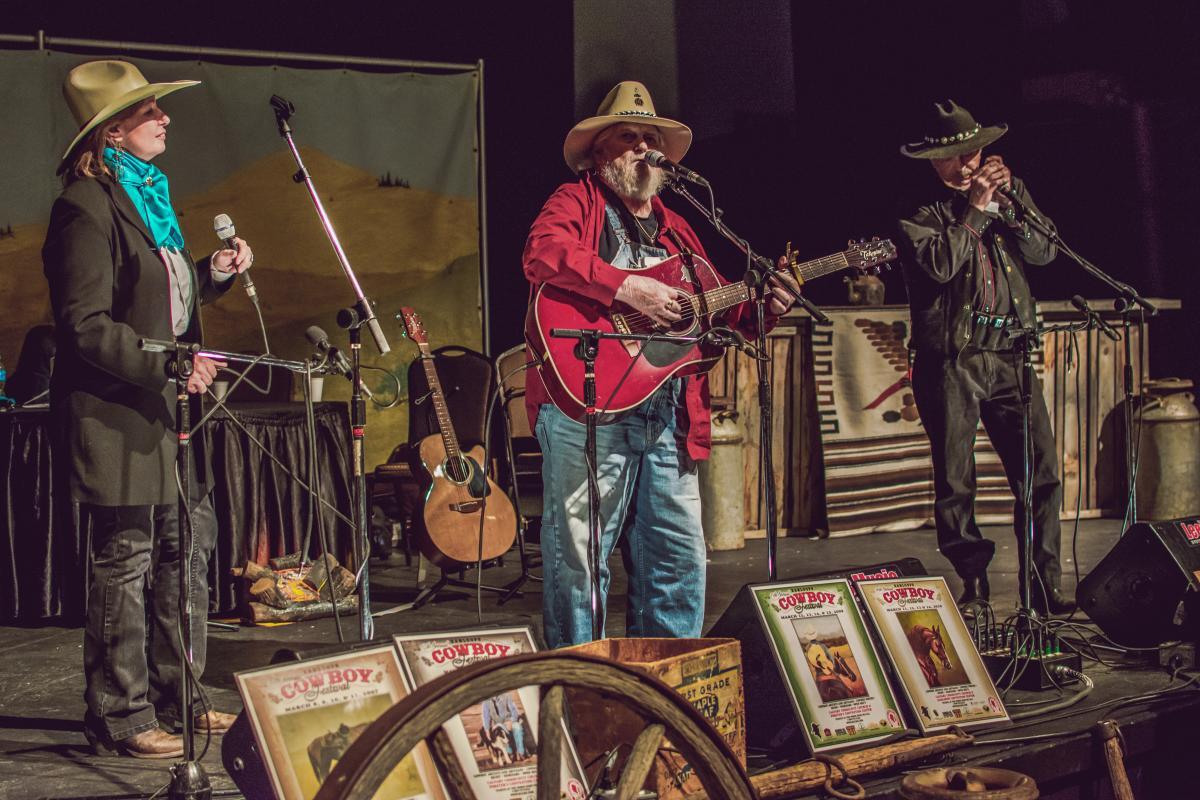 Cowboy festival image