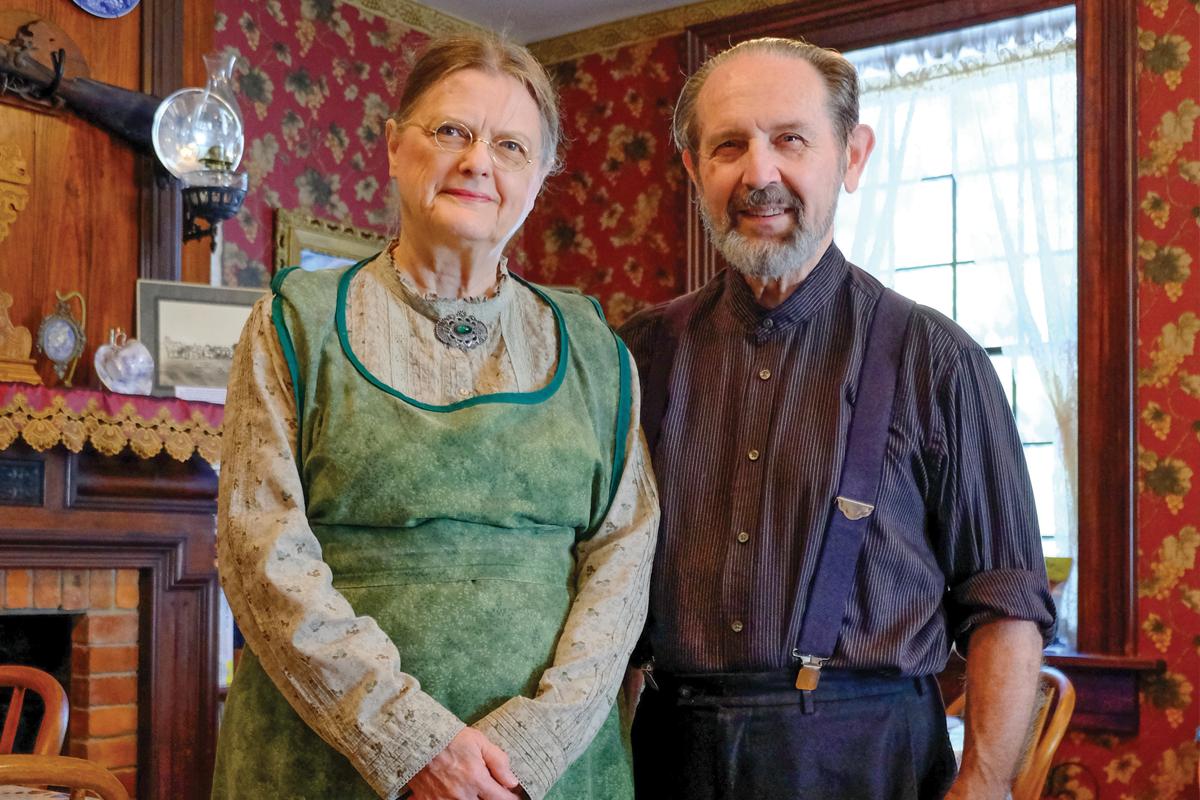 Shirley & Ken McClintock