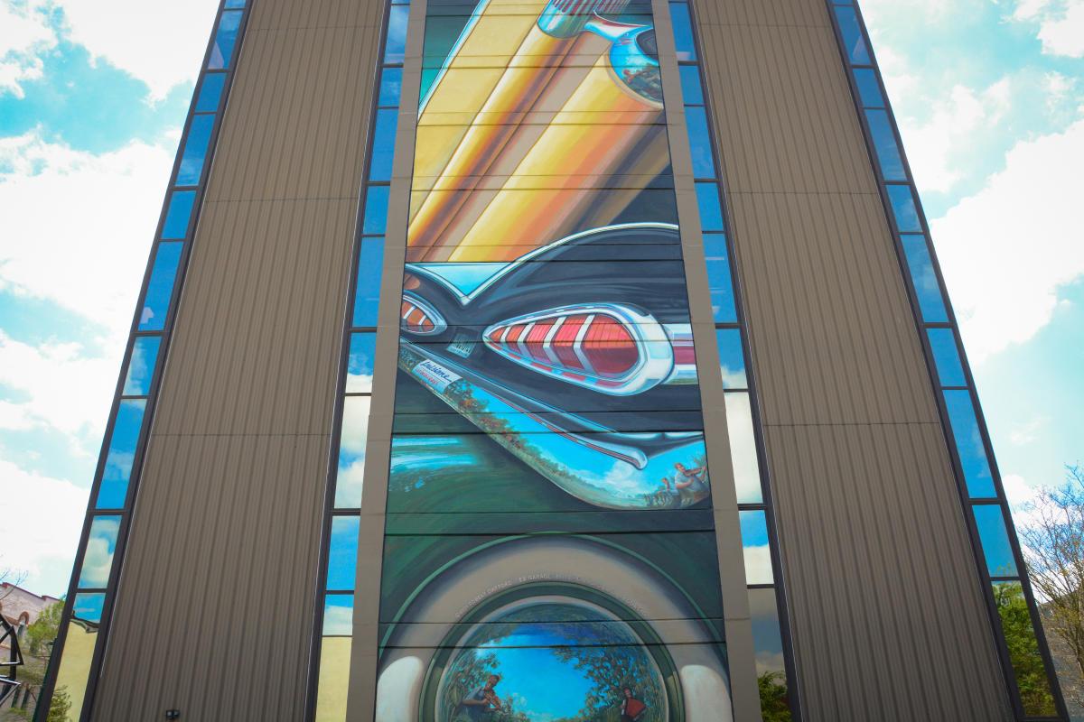 Downtown Murals - Robert Dafford