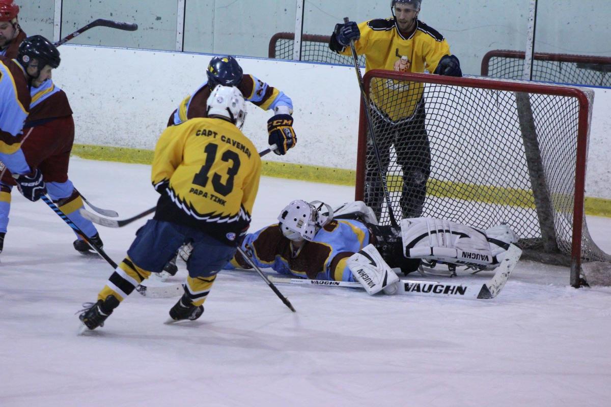 MAHA Tier 3 Mens Hockey