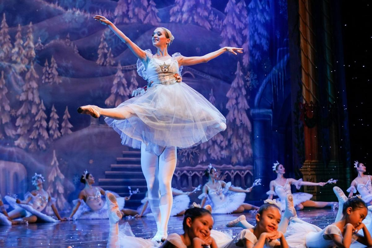 Russian ballet Nutcracker