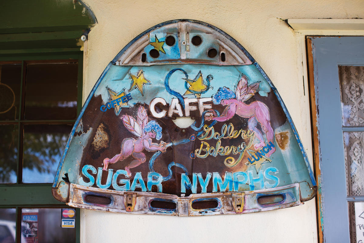 Sugar Nymphs Bistro in Peñasco