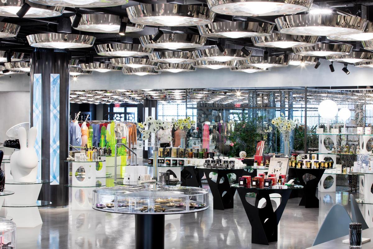 10 Corso Como, interior, store