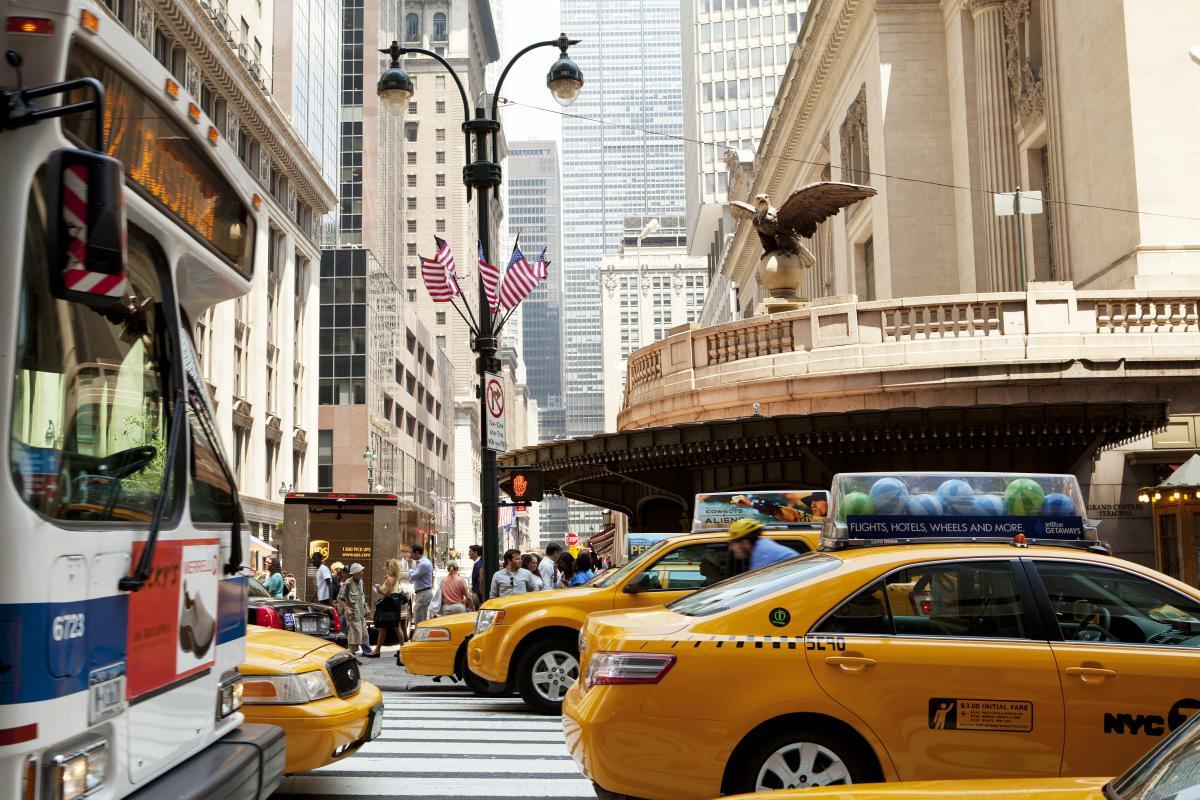 grand central, transportation, street