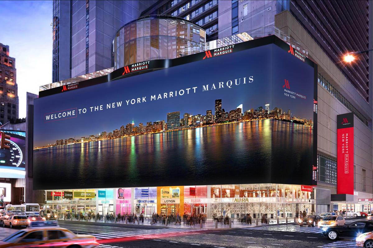 marriott marquis