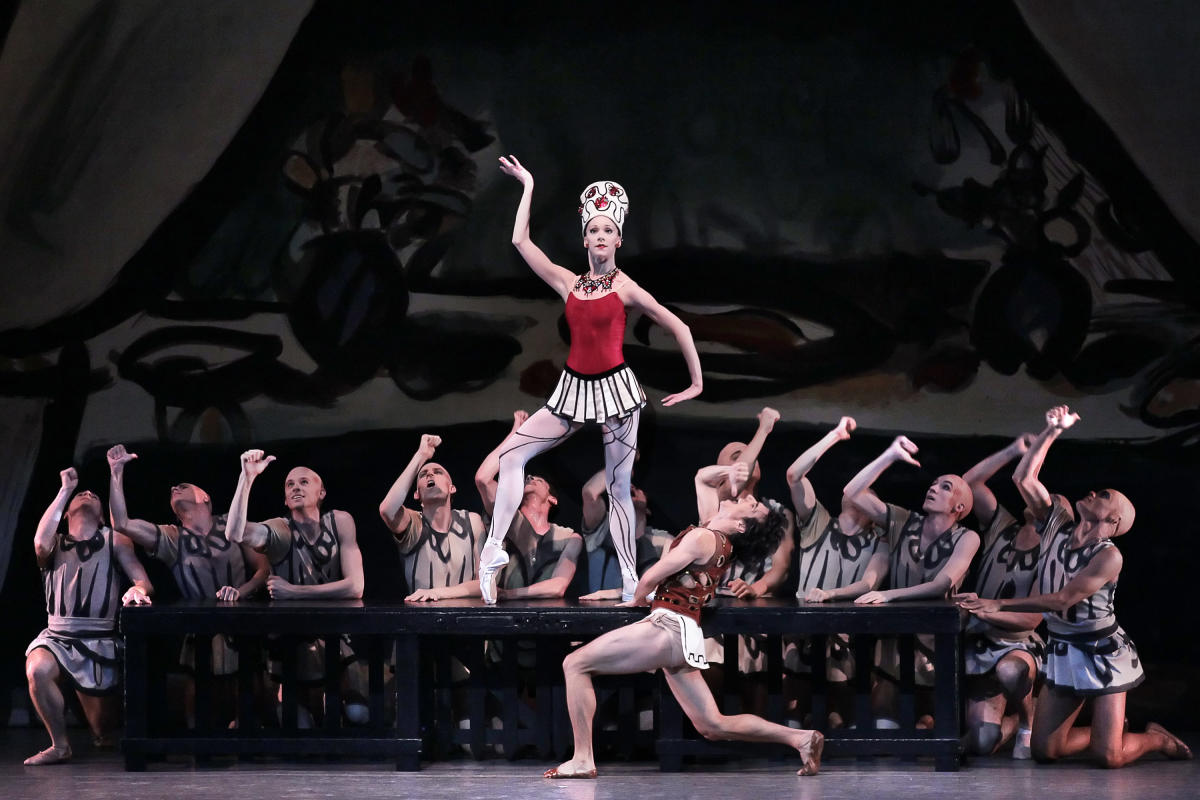 NYC Ballet Repertory, Winter 2019