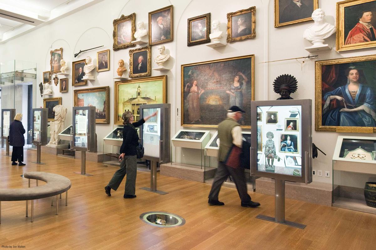 nyhs, interior, gallery