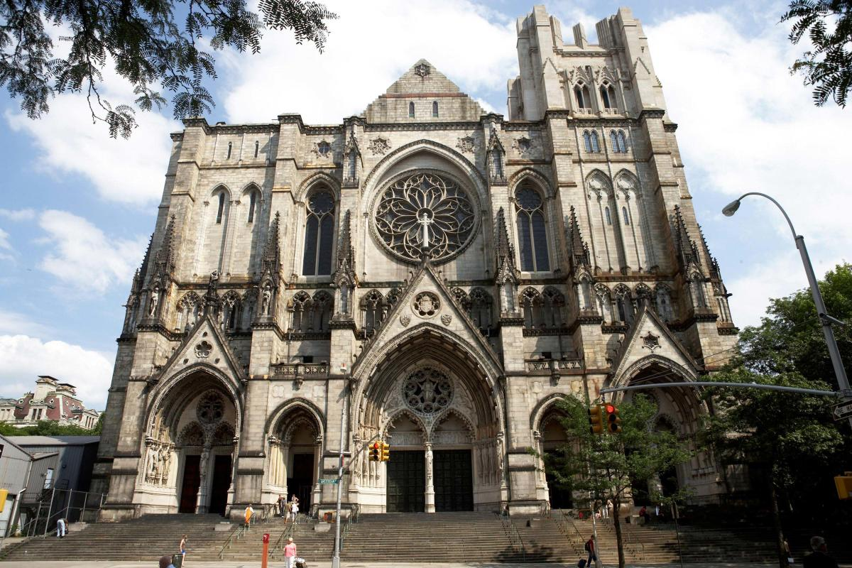 cathedral, st. john the divine