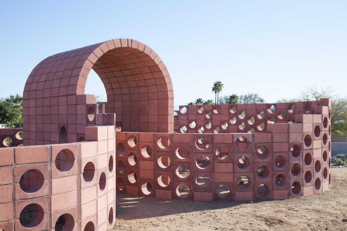 Desert X 2019 Julian Hoeber