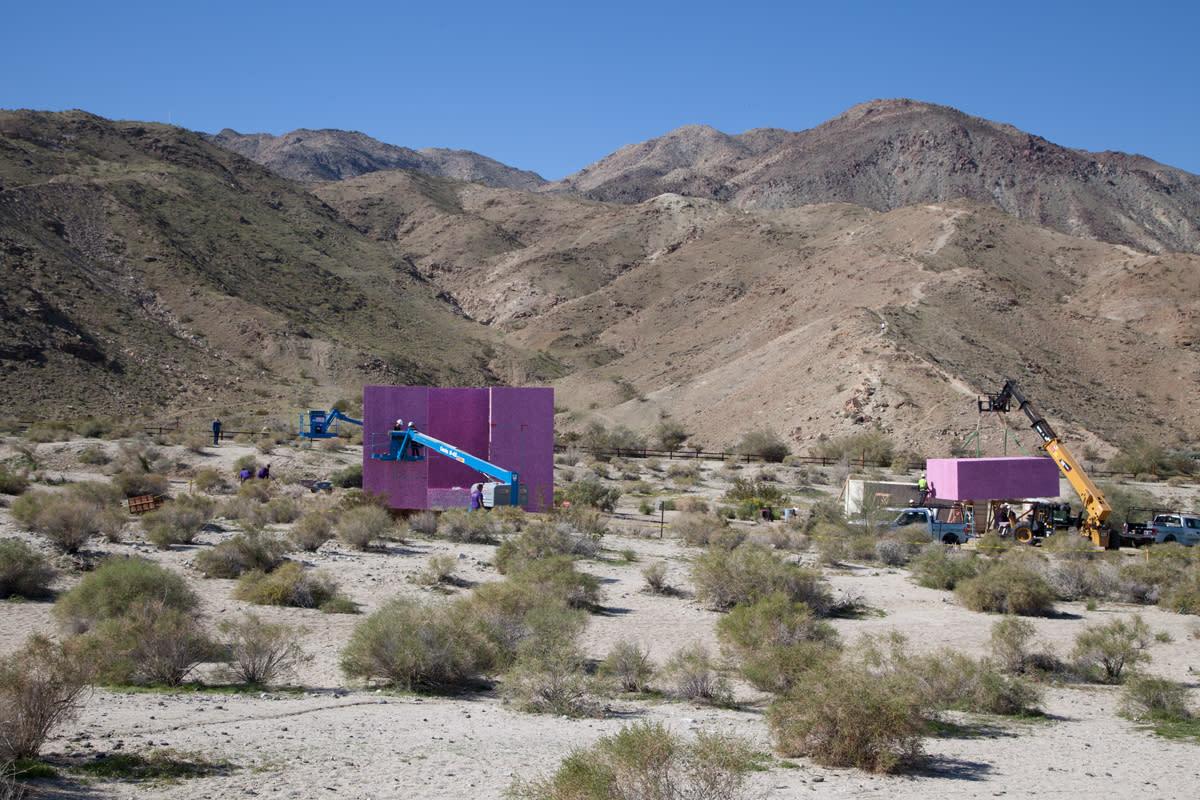 Desert X Superflex