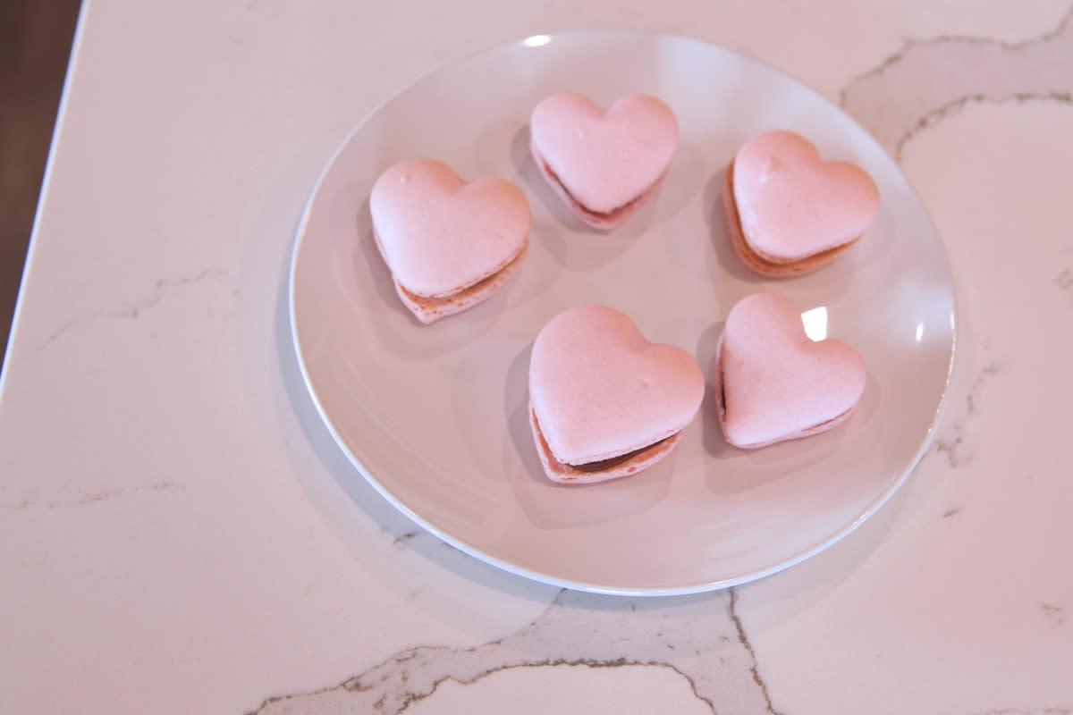 heirloom craft kitchen heart cookies